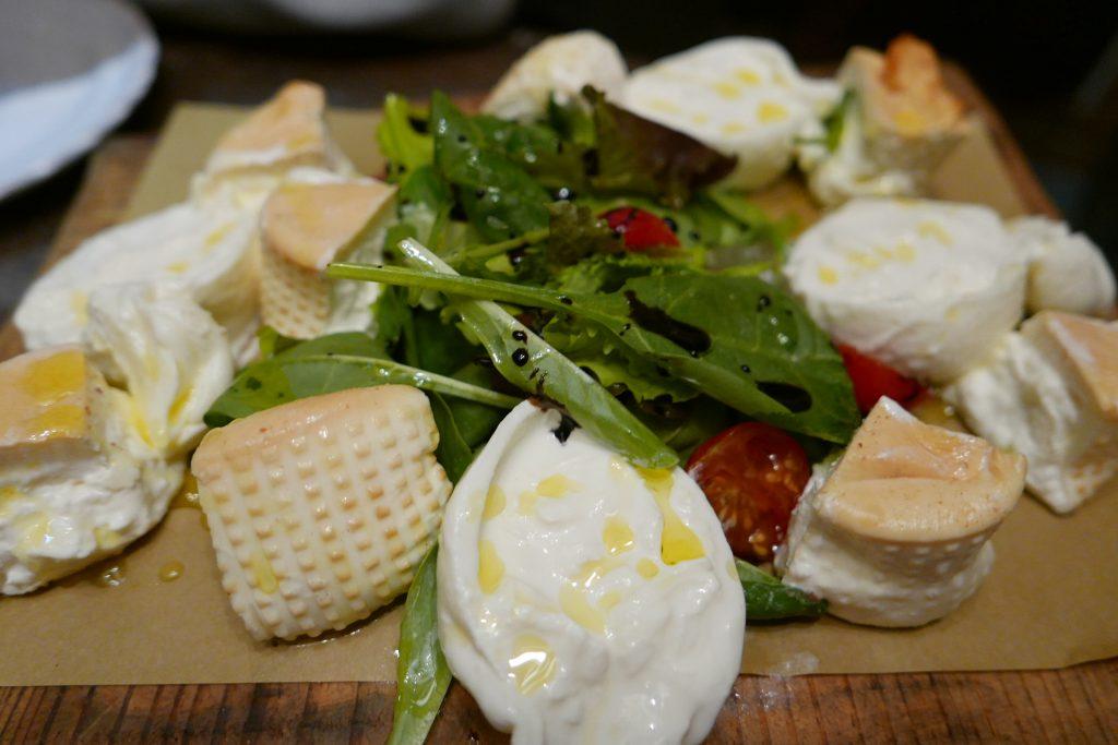 Planche de fromages © GP