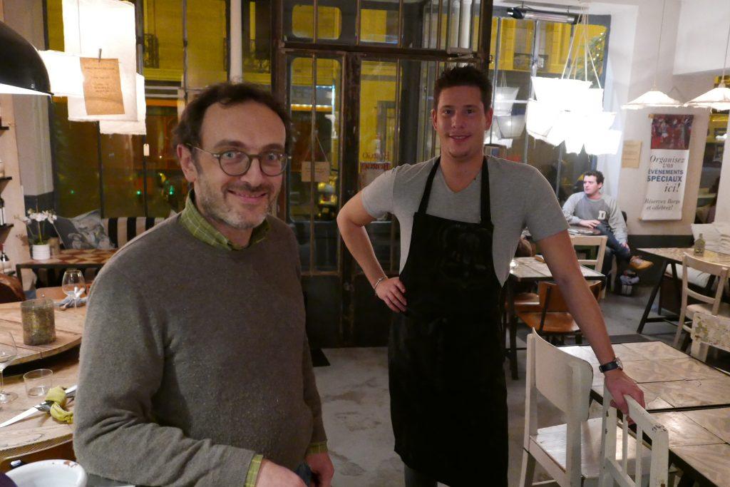 Giuliano Di Paolo et Luciano Vecchi © GP