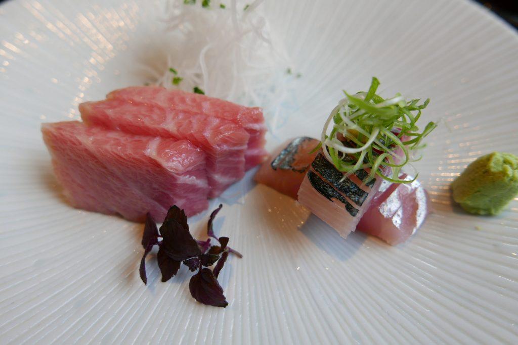 Thon gras en sashimi © GP