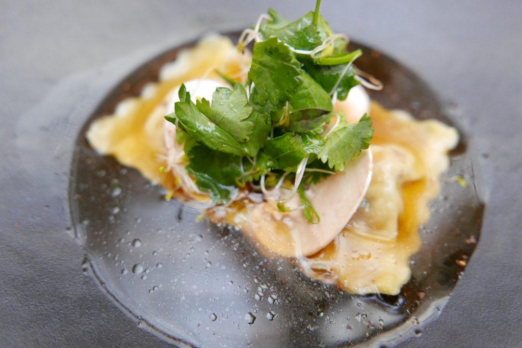 Ravioles de foie gras ©GP