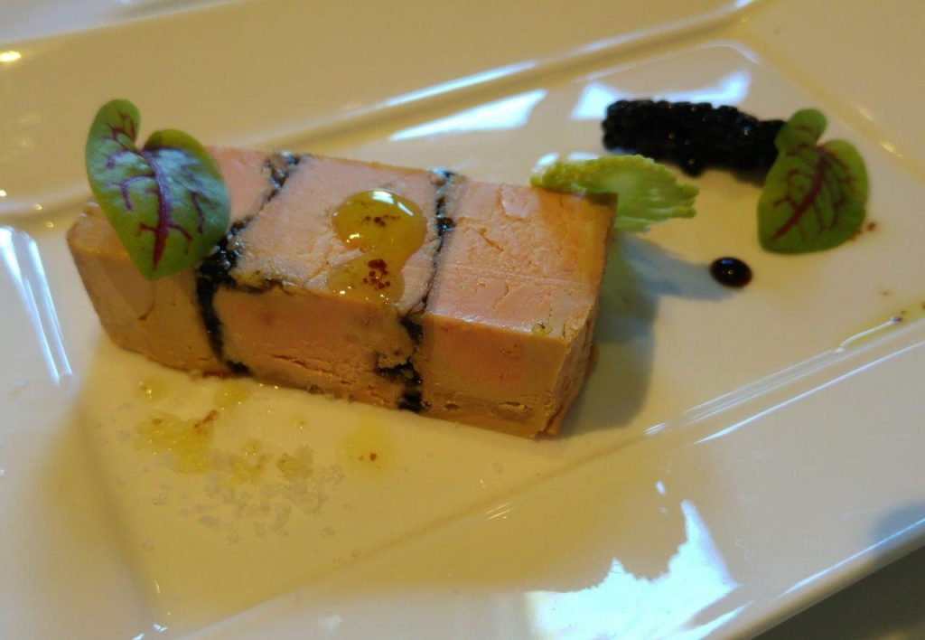 Foie gras © AA