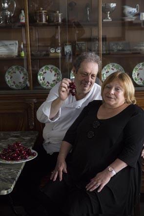 Jean-Luc et Danièle Mengin ©Maurice Rougemont