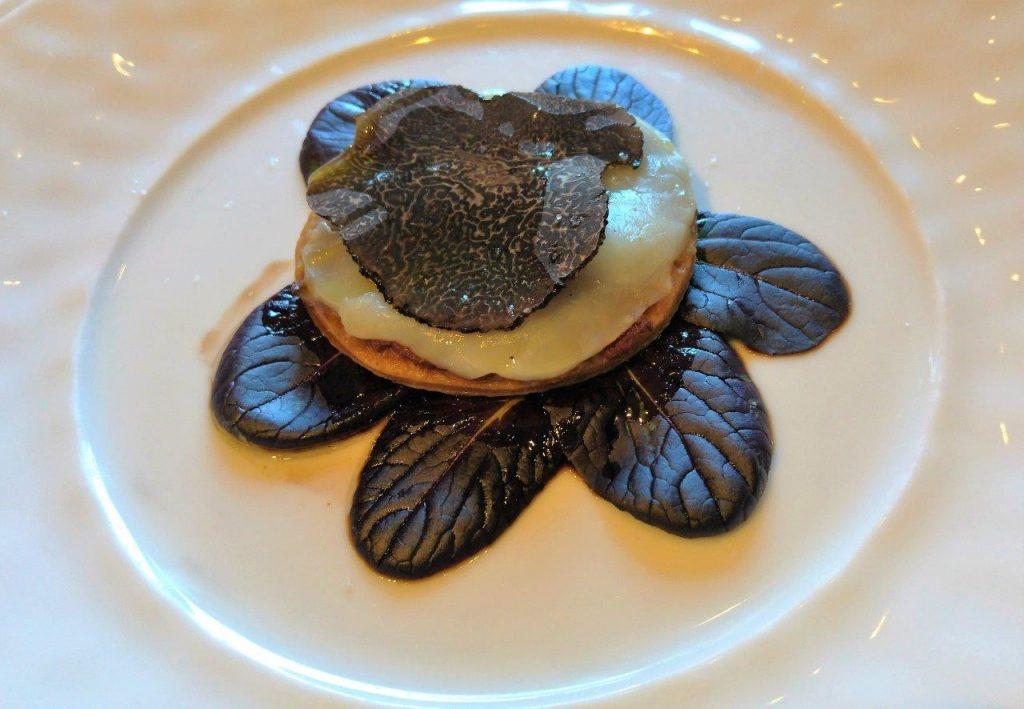 Tartelette de Saint-Jacques ©AA