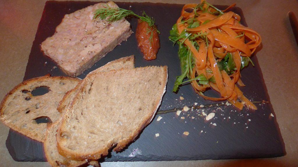 Terrine de gibier au foie gras ©JPE