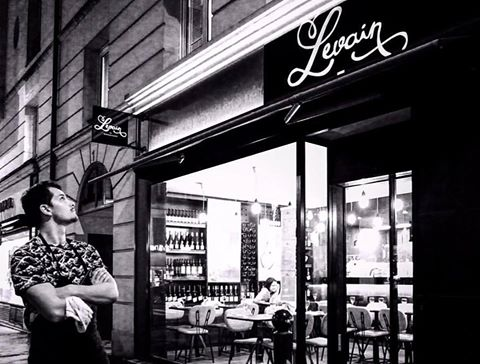 Juan Arbelaez chez Levain ©JA