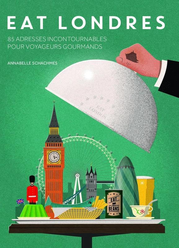 Le Londres d'Annabelle