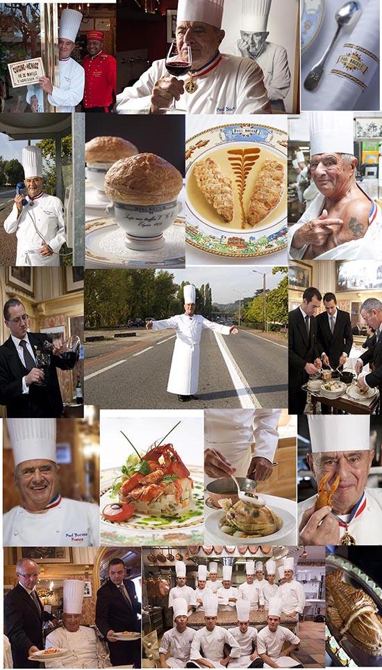 Lyon/Collonges-au-Mont-d'Or: Bocuse l'éternel vu par Rougemont