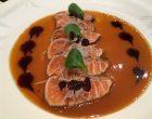 Tataki de saumon © GP