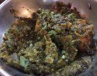 Poulet aux épinards et aux épices Saagwala © GP