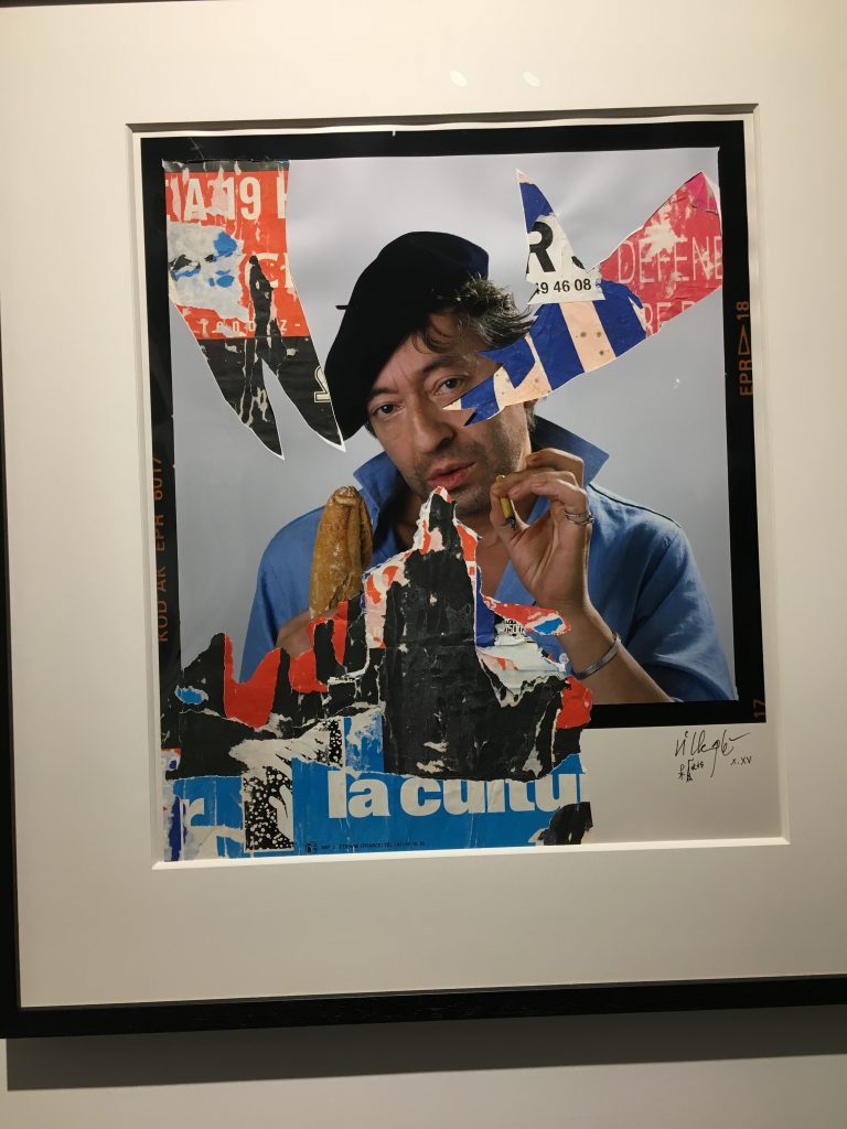 Gainsb'Art chez Cornette