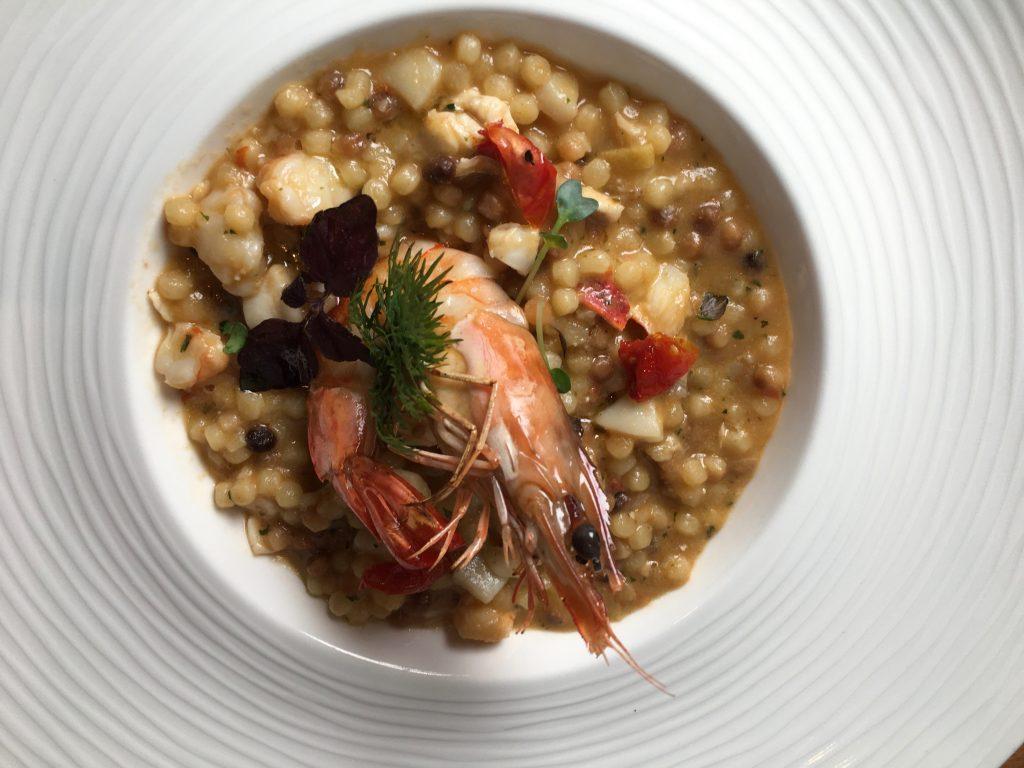 Courchevel: les plaisirs sardes du Cala di Volpe