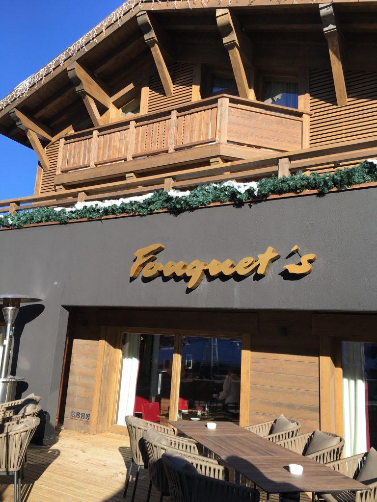 Courchevel : un Fouquet's des neiges