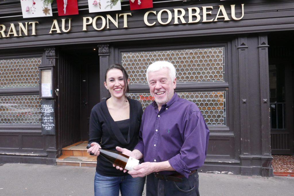 Coralie et Christophe Andt © GP