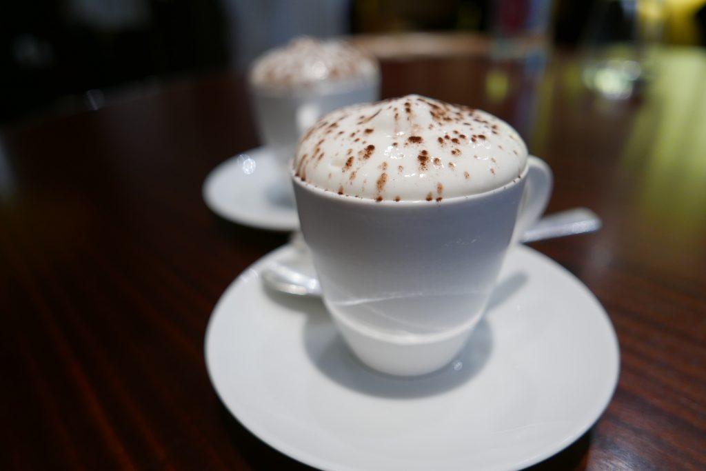 Cappuccino au whisky glacé ©GP