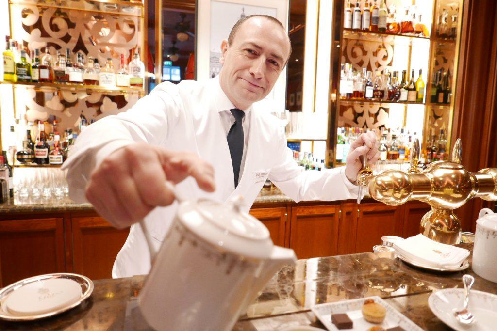 Paris 1er: un verre «ritzy» au Bar Vendôme