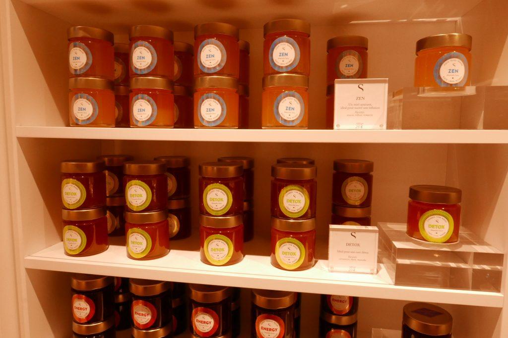 Paris 8e : les miels d'Alexandre Stern