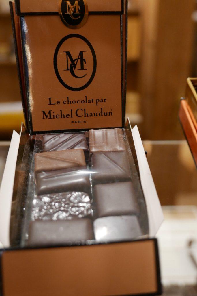Paris 7e : le chocolat selon Marchal
