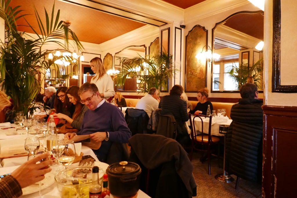 Le petit lut tia restaurant paris 6e le succ s du petit lut tia restaurants - Brasserie lutetia menu ...