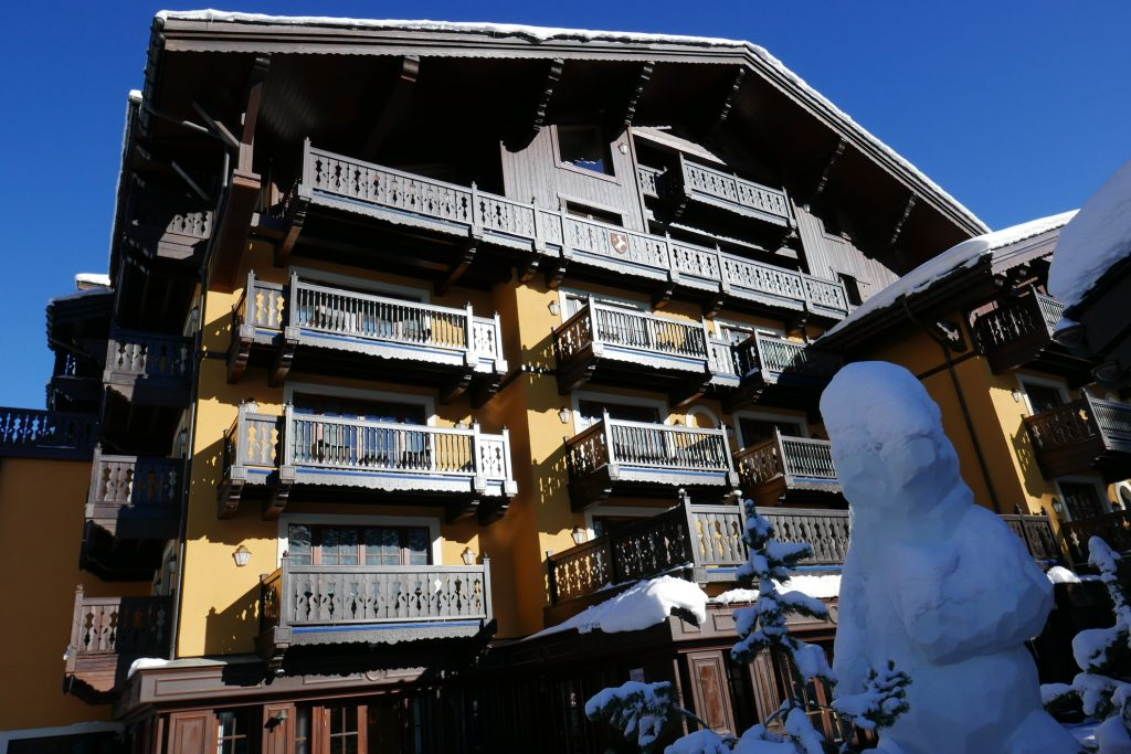 Courchevel: le grand chic du Cheval Blanc