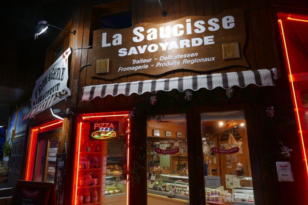 Courchevel/La Tania : courses gourmandes chez Kirsty