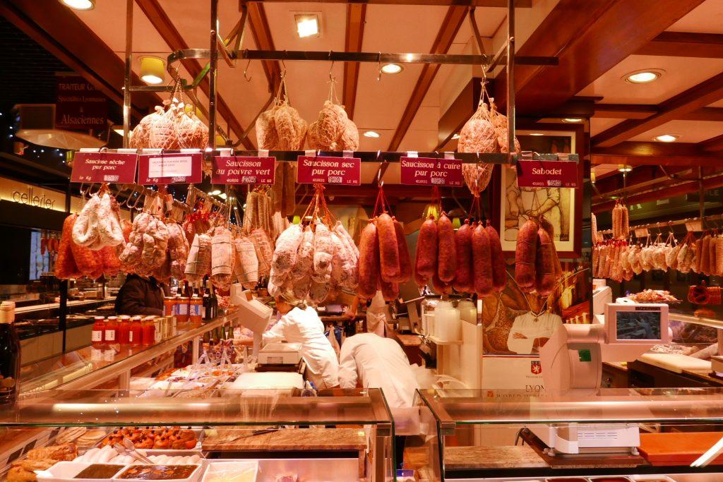 Lyon: Alsace ou/et lyonnaiseries chez Gast