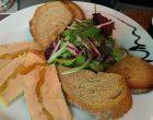 Terrine de foie grasaux abricots © GP
