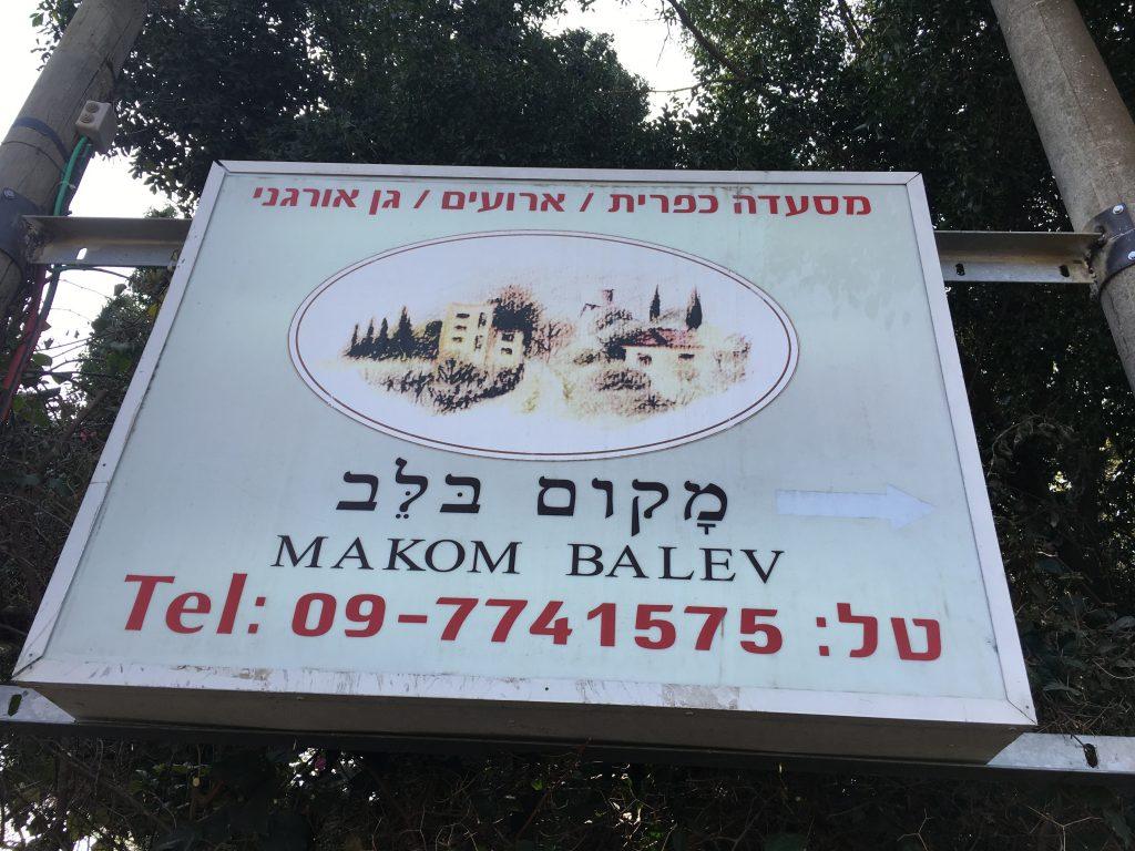 Ra'anana : en famille au Makom Balev