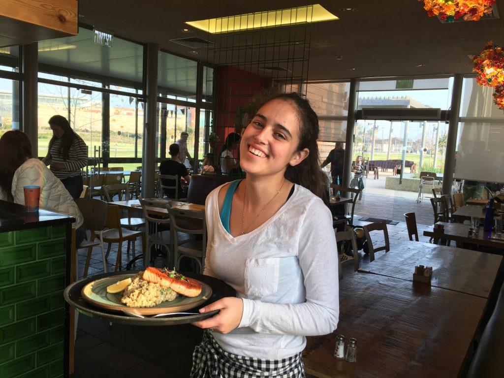 Herzliya : un café et beaucoup plus au Gansipur