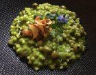 Fregula sarda au cresson et champignons © GP