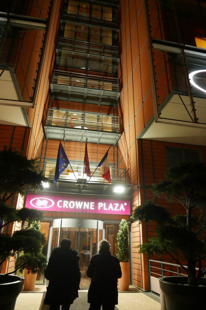 Lyon: une nuit et plus au Crowne Plaza