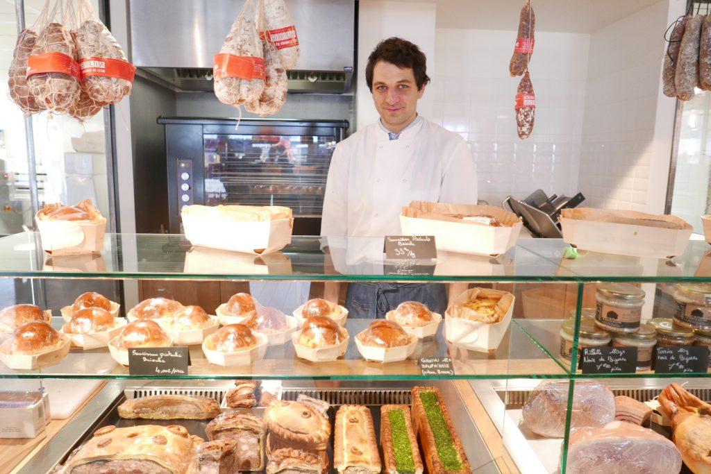 Lyon : l'épicerie de la Mère Brazier