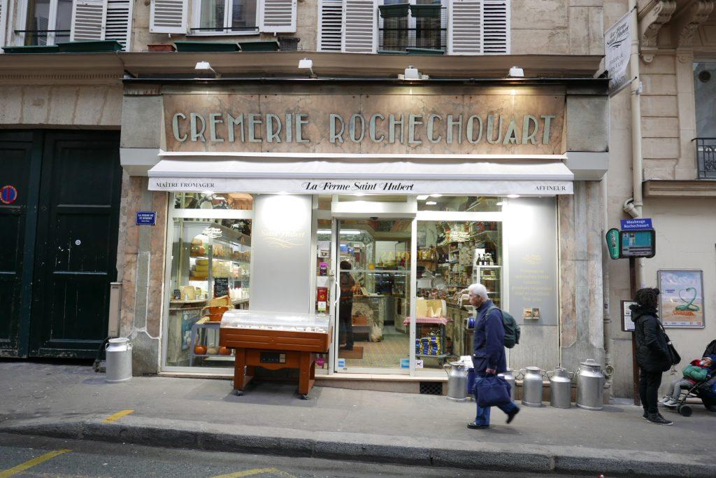 Paris 9e : une crèmerie modèle
