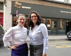 Paris 2e : Caroline Savoy et son restaurant «Feel Good»