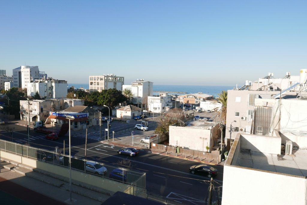 Tel Aviv : bienvenue au Yam