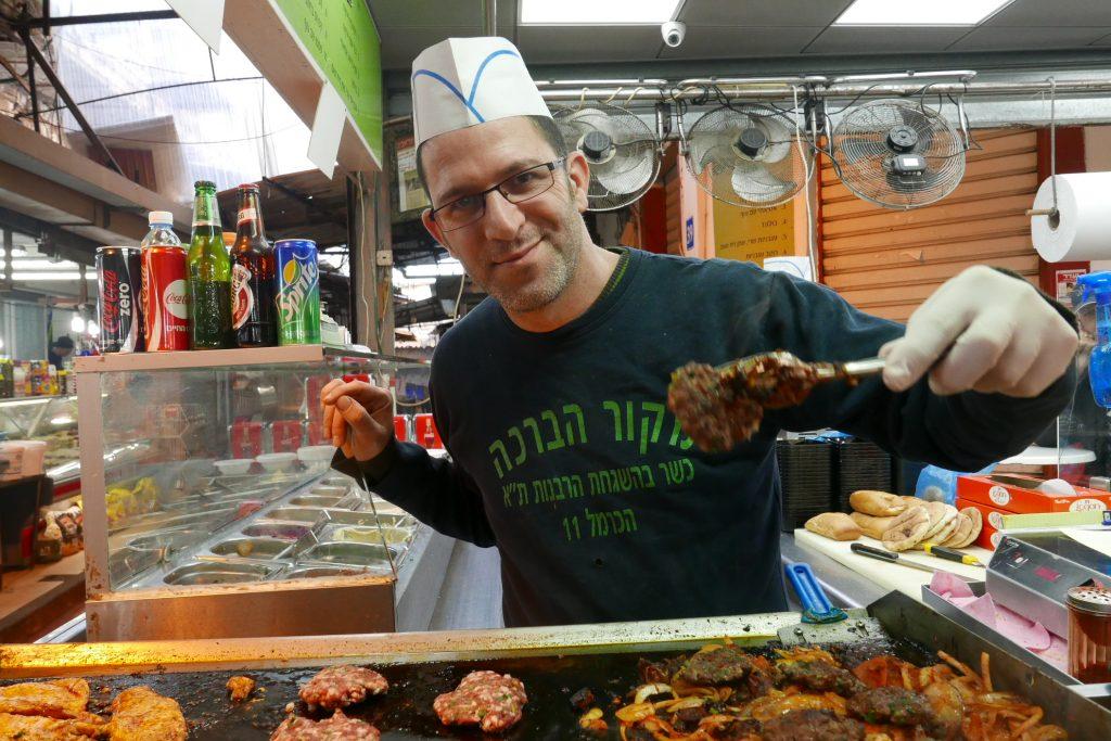 Tel Aviv : une pause gourmande au marché Carmel