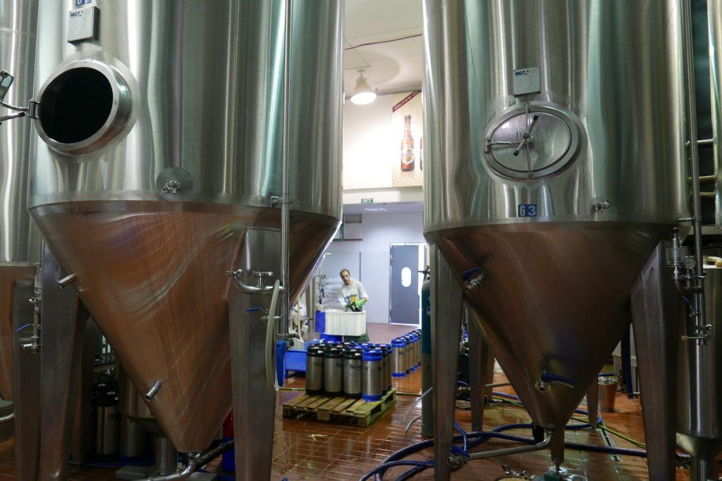 Emek Hefer : la bière d'Ori