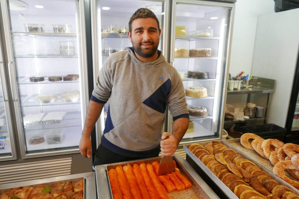 Daliat El Carmel : une douceur chez Shafik