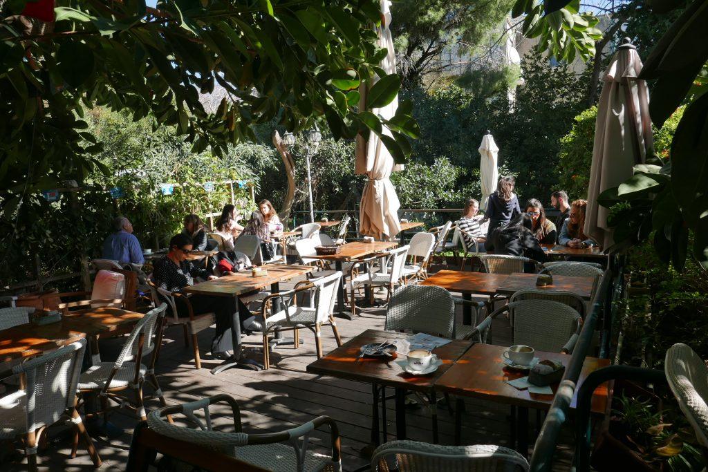 Haïfa : pause douceur chez Gal's Bakery