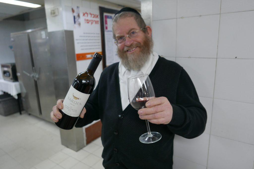 Jérusalem : Shalom et Laurent font le bœuf