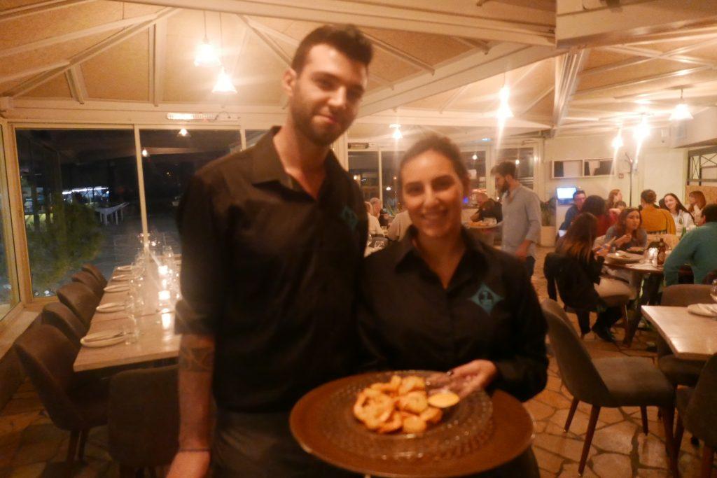 Herzliya : un soir au Yam7