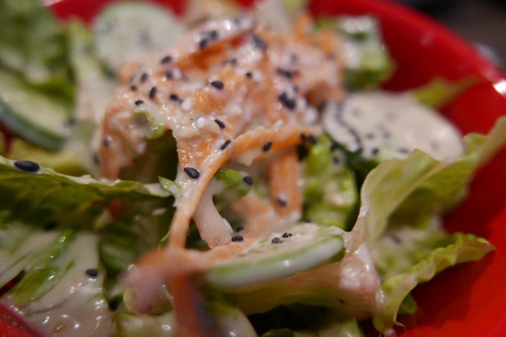 Ramat Hasharon: sushi & cie au Bar Bazel