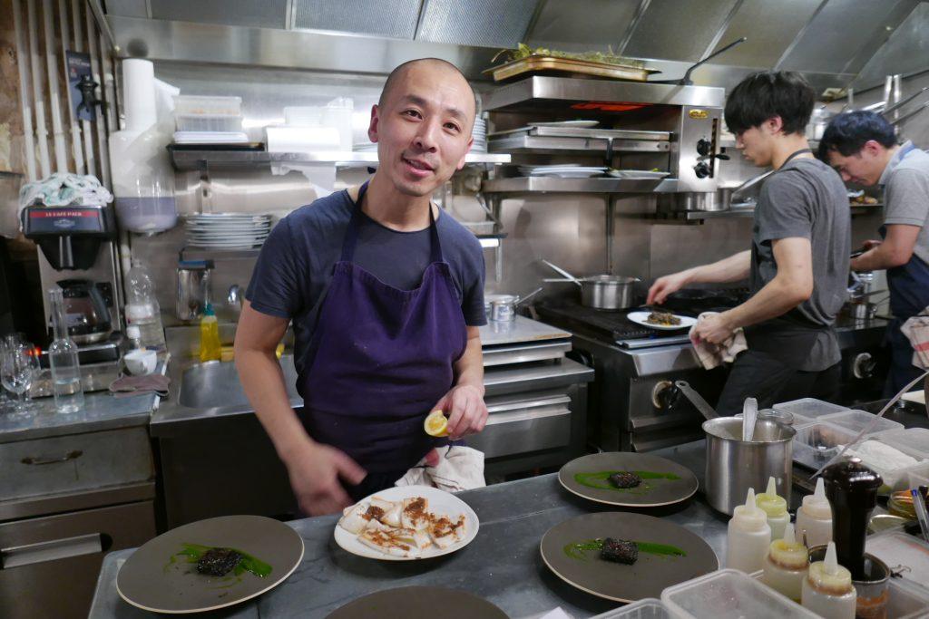 Paris 10e : l'Abri gourmand de Katsu