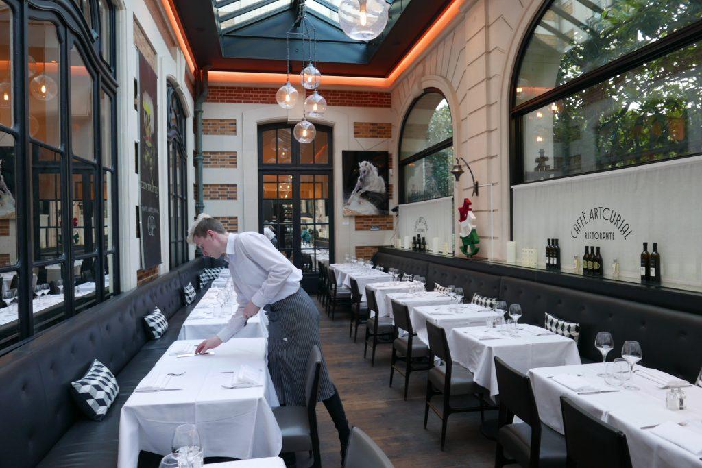 Paris 8e : miracle à l'italienne chez Artcurial