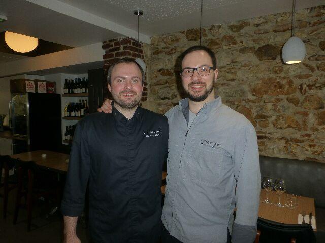 Le r ciproque restaurant paris 18e coup de foudre montmartre coups de coeur - Coup de foudre reciproque ...