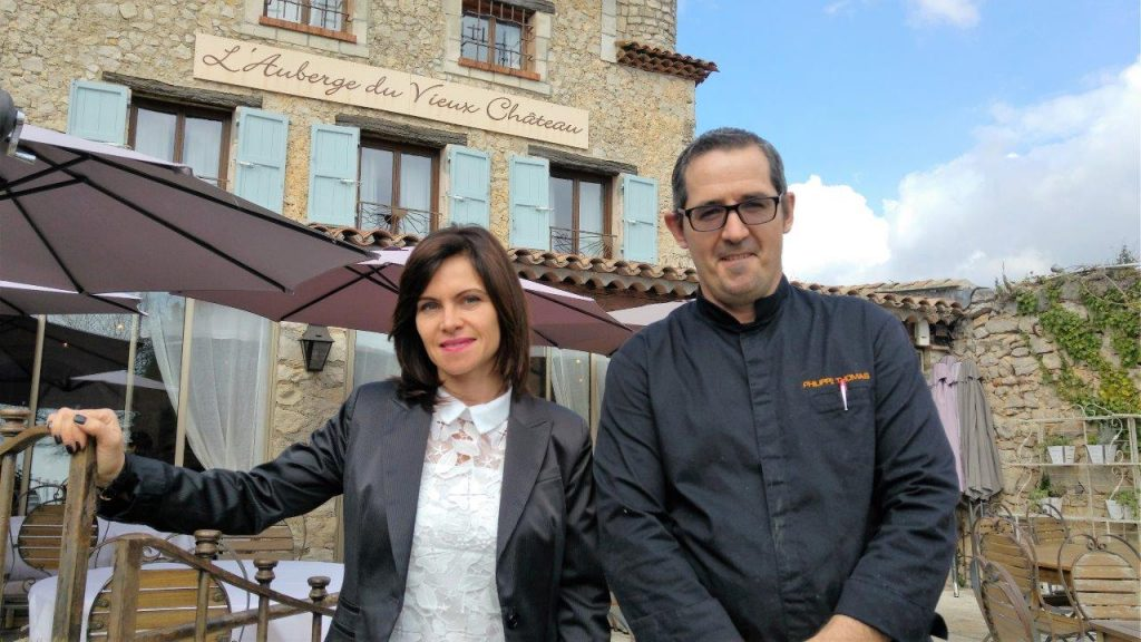 Restaurant Chateau Cabris