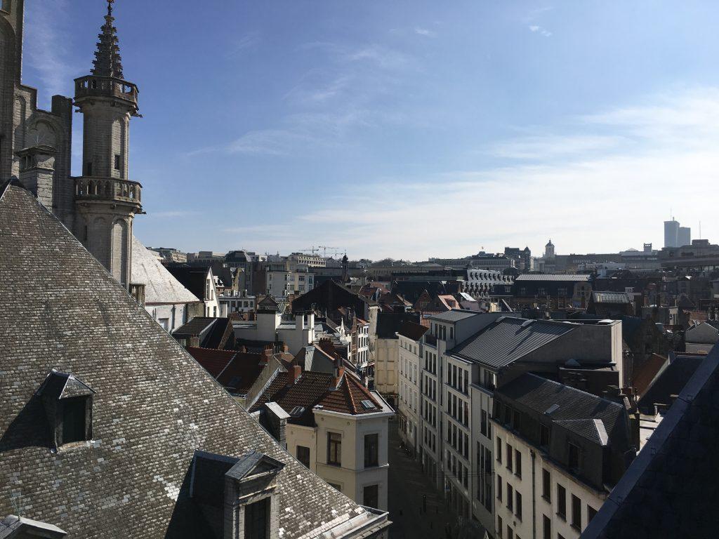 Bruxelles: le grand charme de l'Amigo