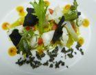 Salade de crabe au curcuma © GP