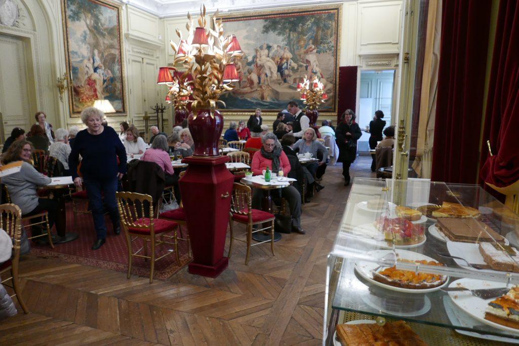 Paris 8e : un thé chez Jacquemart-André