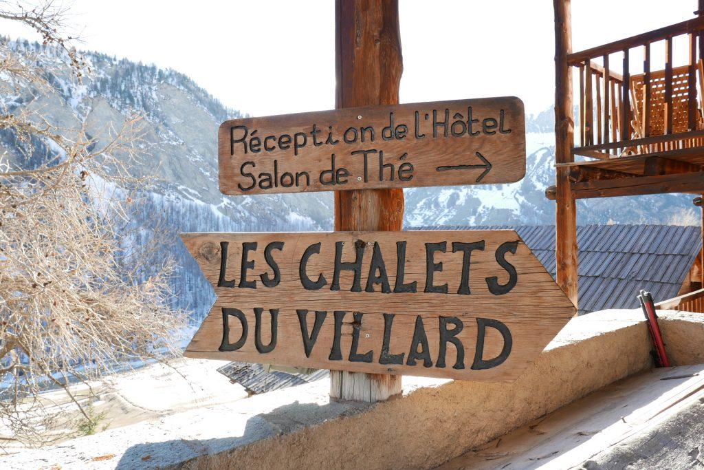 Saint-Véran : pause aux Chalets du Villard