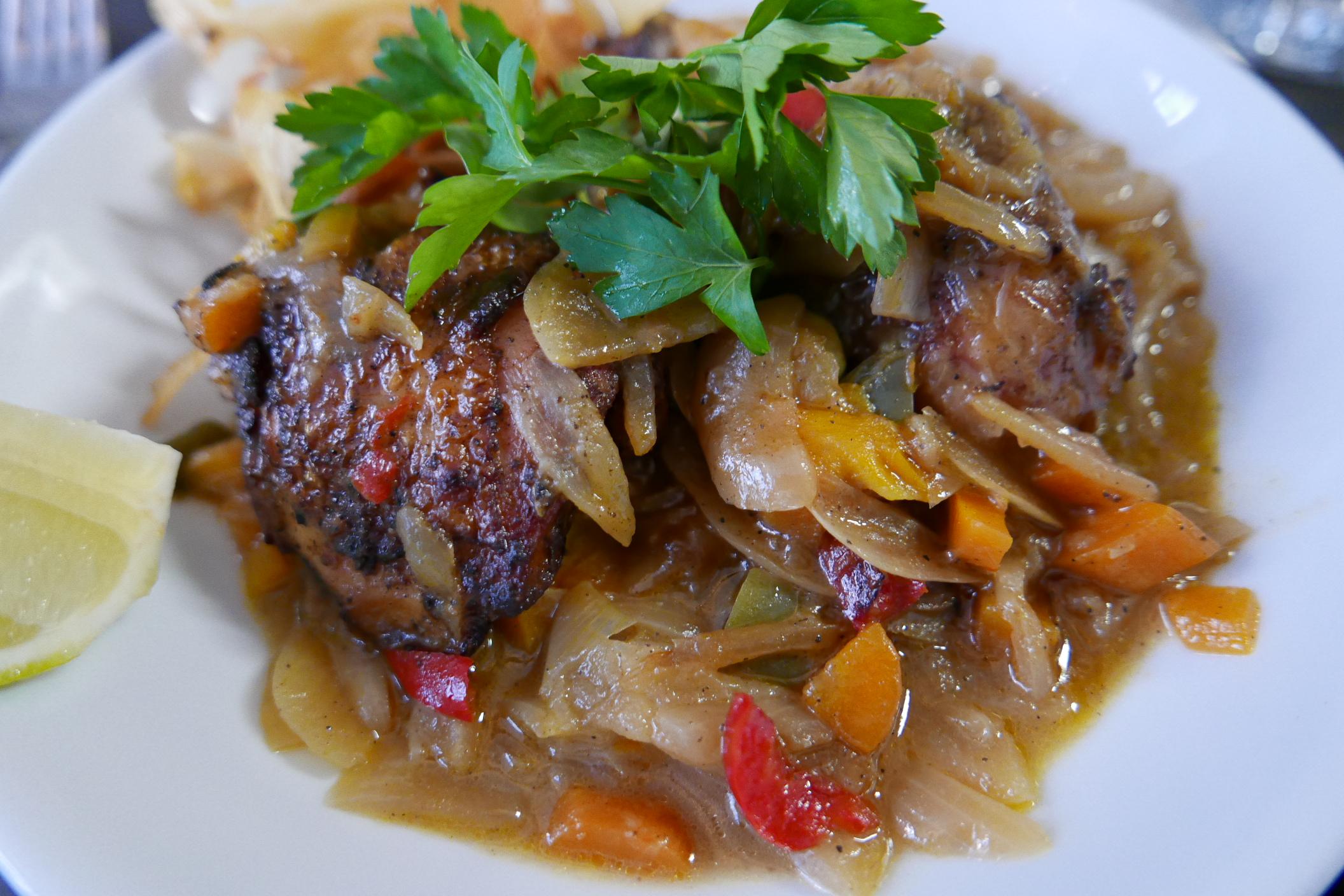 Restaurant Camerounais A Nantes